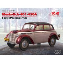 Moskvitch-401-420A, Soviet Passenger Car 1/35