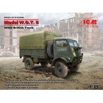 Model W.O.T. 8, WWII British Truck 1/35