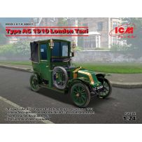 Type AG 1910 London Taxi 1/24