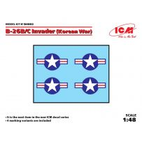 B-26B/C Invader (Korean War) 1/48