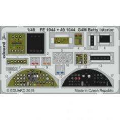G4M Betty interior 1/48