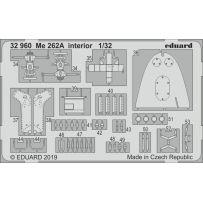 Eduard 32960 Me 262A interior 1/32