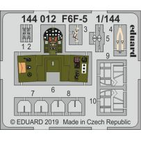 Eduard 144012 F6F-5 1/144