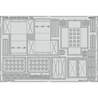 Eduard 36429 Hummel ammo boxes 1/35