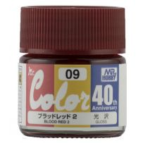 Mr. Color (10 ml) 40th Anv. Blood Red 2