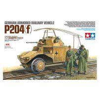 Vehicule Ferroviaire P204(f) 1/35