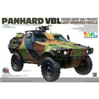 French PANHARD VBL Light Armoured Vehicle 1/35