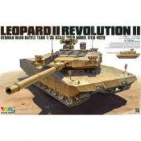 Tiger Model 4628 - Leopard II Revolution II MBT 1/35