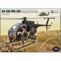 AH-6M/MH-6M night talker 1/35