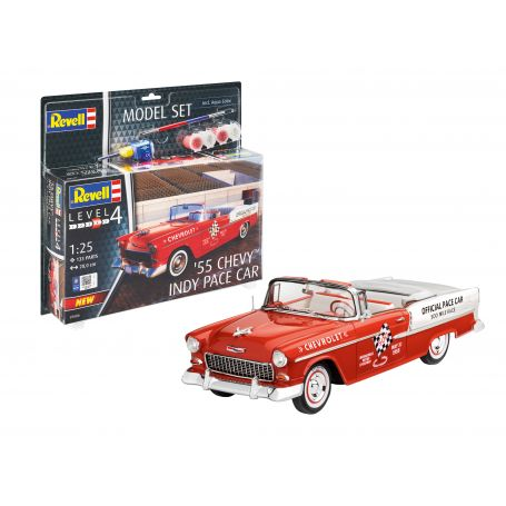 1955 Chevy Indy Pace Car 1/25