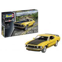 1969 Boss 302 Mustang 1/25