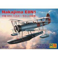 Nakajima E8N1 1/72