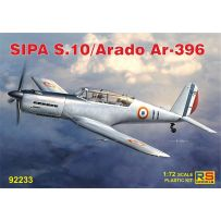 SIPA S.10/Arado Ar-396 1/72
