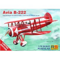 Avia B-222 Limited edition 1/72