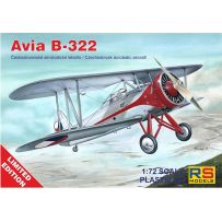 Avia B-322 Limited edition 1/72
