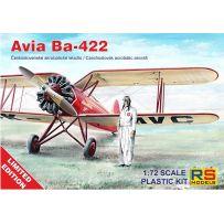 Avia Ba.422 Limited edition 1/72
