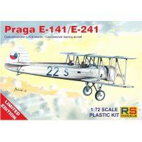 Praga E-141 Diesel Limited edition 1/72