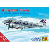 Airspeed Envoy Limited edition 1/72