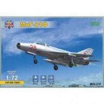 Mig-21F Fishbed-B 1/72
