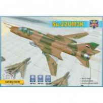 Sukhoi Su-22UM3K 1/72