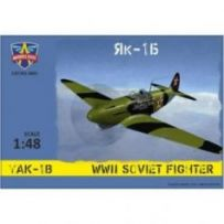 Yakovlev Yak-1B 1/48