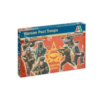 Troupes Pacte de Varsovie 1/72