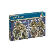 Italeri 6191 - Troupes OTAN Années 1980 1/72