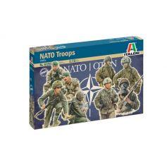 Troupes OTAN Années 1980 1/72