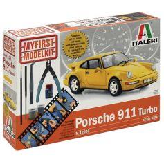 Coffret Porsche 911 1/24