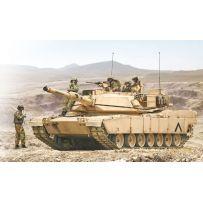 Italeri 6571 - M1A1 Abrams et Tankistes US 1/35