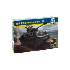 M4A3E8 Sherman Fury 1/35