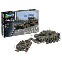 SLT 50-3 Elefant + Leopard 2A4 1/72