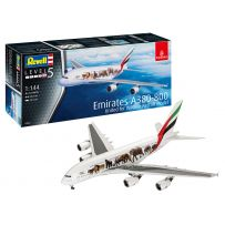 Airbus A380-800 Emirates Wild Life 1/144