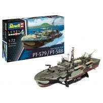 Patrol Torpedo Boat PT-588/PT-57 1/72