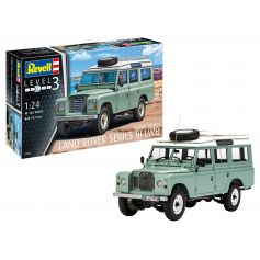 Land Rover Series III 1/24