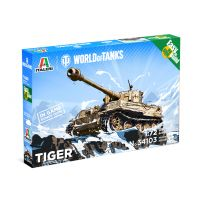 Italeri 34103 - Tiger World of Tanks Kids 1/72