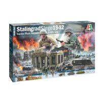 Stalingrad siege 1942 - Battle Set 1/72