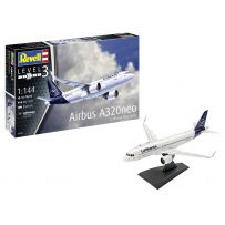 Airbus A320 Neo Lufthansa New Livery 1/144