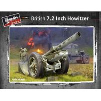 British 7.2 Inch Howitzer 1/35