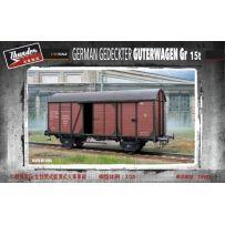 Gedeckter Güterwagen Gr type 15t 1/35