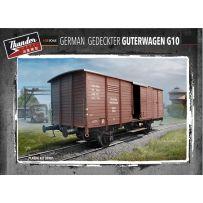Gedeckter Güterwagen G10 1/35