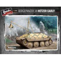 Bergepanzer 38 Hetzer Early 1/35