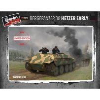 Bergepanzer Hetzer Early 1/35