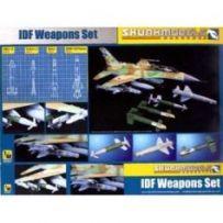 IDF Weapon Set 1/48
