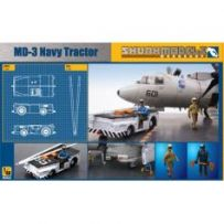 MD-3 NAVY Tractor 1/48