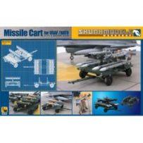 Missile Cart For USAF/NATO 1/48