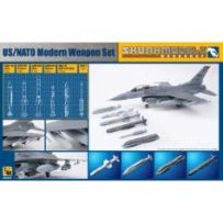 US/NATO Modern Weapon Set 1/48