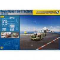 Royal Navy Tow Tractors 1/48