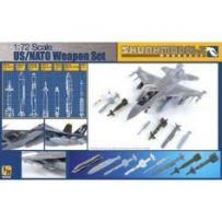 US/NATO Weapons Set 1/72