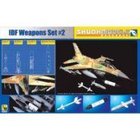 IDF Weapon Set N2 1/48